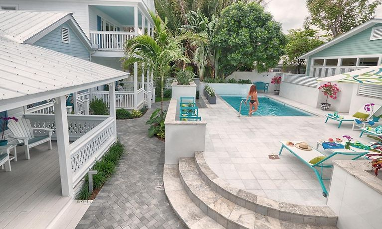 **** THE GARDENS HOTEL, KEY WEST **** Images